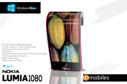 Nokia Lumia 1080: часы-смартфон на базе Windows Phone Blue