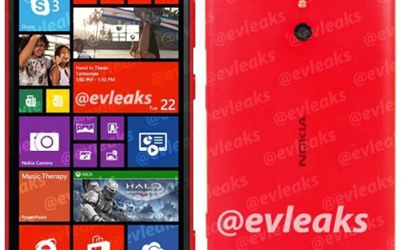 Nokia Lumia 1320 (Batman) «засветился» на фото за несколько часов до анонса