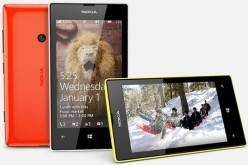 Nokia Lumia 525 с 4″ дисплеем представлен официально