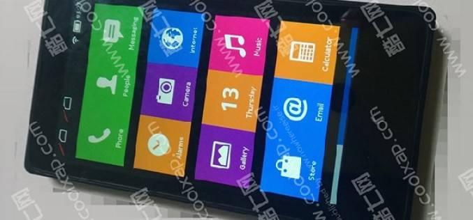 Android-смартфон Nokia X A110 появился на «живых» фотографиях