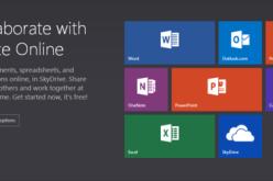 Microsoft анонсировала Office Online