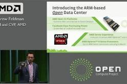 AMD представила первый 64-битный ARM-чип для серверов