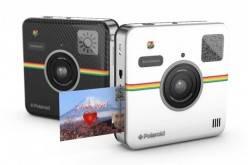Polaroid анонсировала Socialmatic — фотокамеру со встроенным принтером (CES 2014)