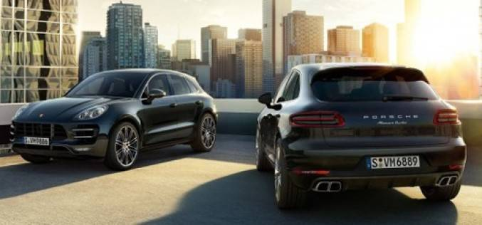 Porsche Macan: кроссовер премиум-класса (фото+видео)