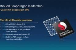 Мобильный процессор Qualcomm Snapdragon 805 представлен официально