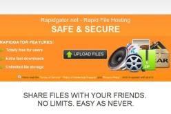 Файлообменник RapidGator удален из поисковой выдачи Google