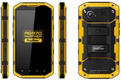 RugGear начала продажи сверхзащищенного смартфона RG970 Partner