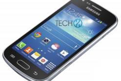 Samsung готовит к релизу смартфон Galaxy S Duos 2