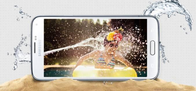 Samsung готовит к выпуску смартфон Samsung Galaxy S5 Active (SM-G870)