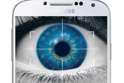 Смартфон Samsung Galaxy S5 получит сканер сетчатки глаза