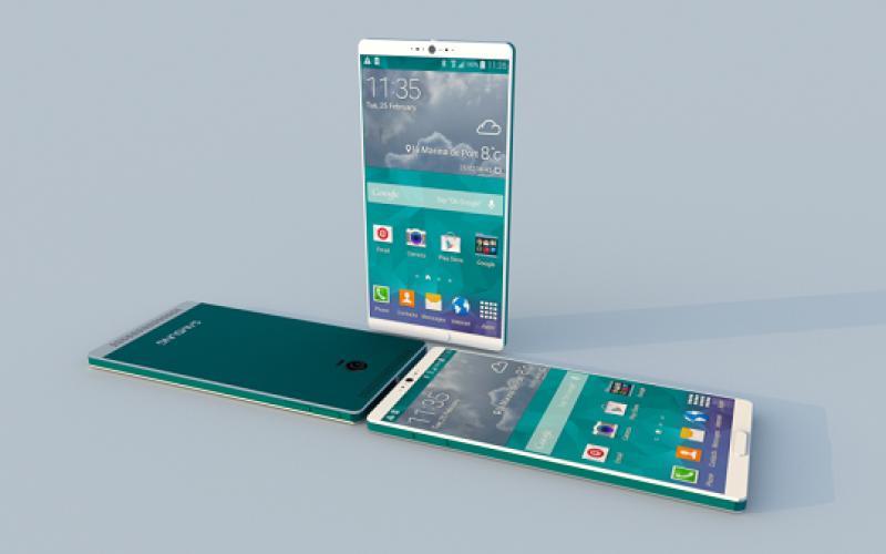 Dani Yako представил концепт смартфона Samsung Galaxy S6