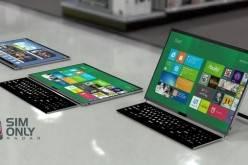 Планшет Samsung Galaxy Tab с выдвигающейся клавиатурой