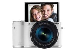 Samsung NX300M — первая «беззеркалка» на Tizen OS