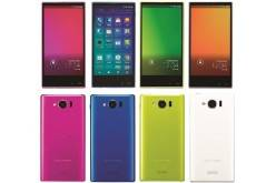 Sharp Aquos mini SHL24 — первый в мире Android-смартфон с 4.5″ FullHD-дисплеем