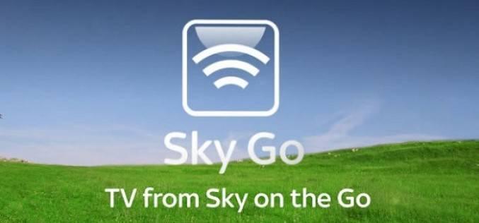 Владельцы Nokia Lumia получат доступ к сервису Sky Go