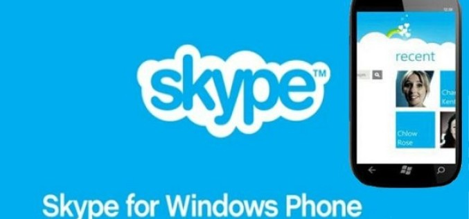 Microsoft выпустила обновленный Skype для Windows Phone
