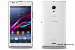 Xperia S1 и Xperia L1 — концептуальные смартфоны Sony от Ben Ling