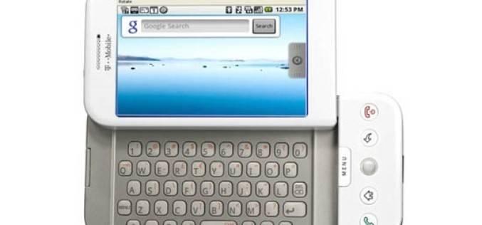 Самый первый смартфон под управлением ОС Android