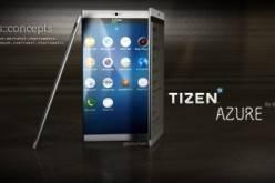 Azure — концептуальный смартфон на ОС Tizen с 16 Мп камерой