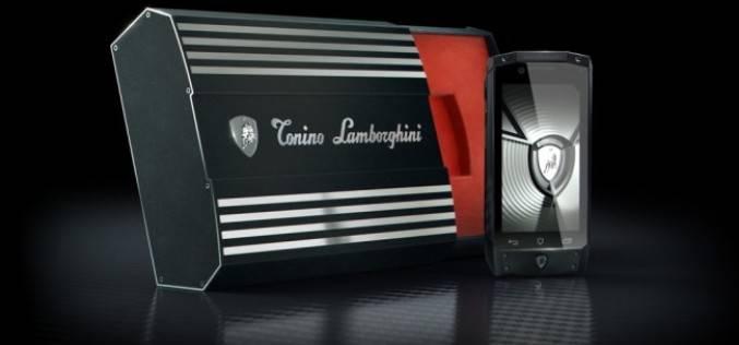 Роскошный смартфон Antares от Tonino Lamborghini