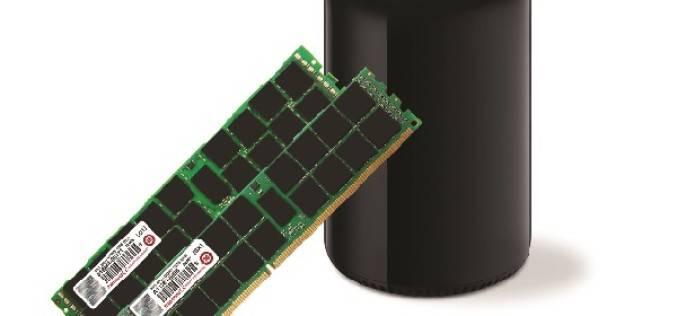 Transcend выпускает модули памяти DDR3 RDIMM, которые позволят устанавливать до 128 ГБ ОЗУ в компьютеры Mac Pro