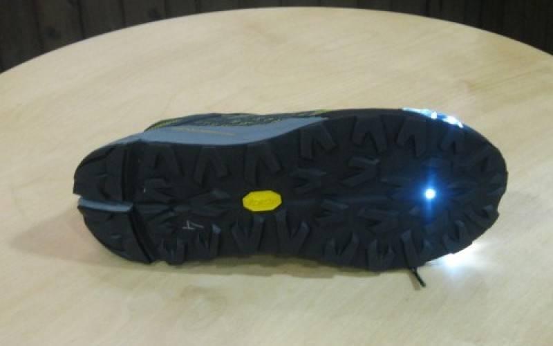 Vibram Smart Concept Sole: кроссовки будущего