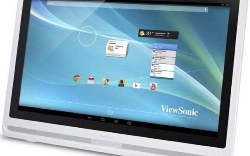 ViewSonic начинает продажи «умного» дисплея VSD241