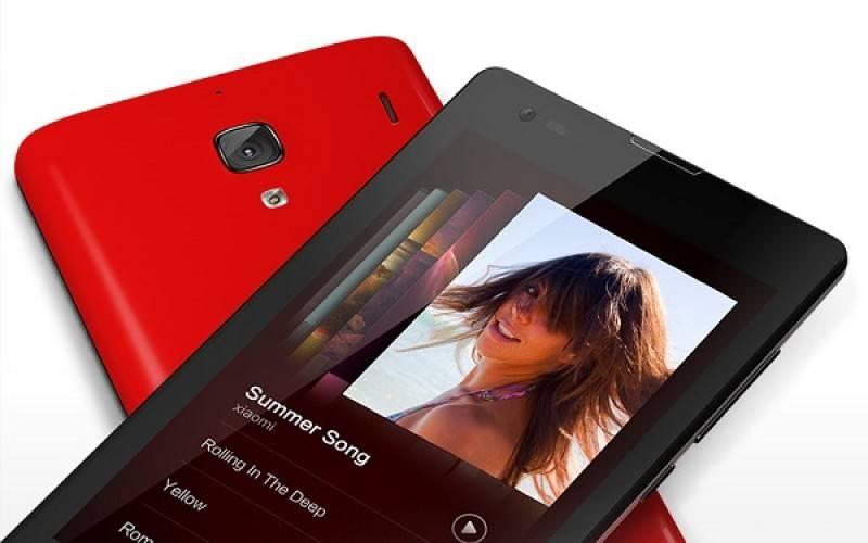 Смартфон Xiaomi Hongmi 1S на Snapdragon 400 представлен официально