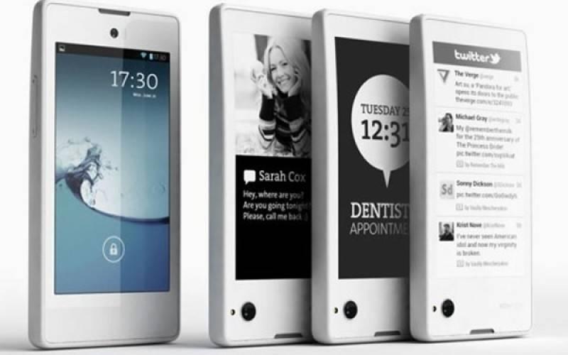 YotaPhone — смартфон с двумя дисплеями представлен официально (фото+видео)