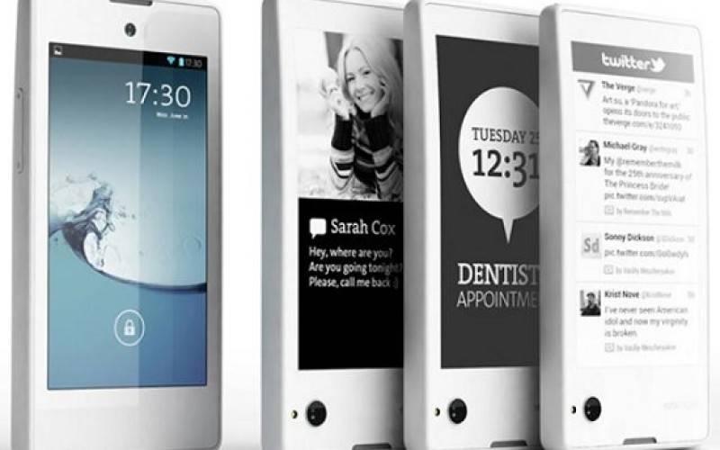 YotaPhone — русский смартфон с двумя дисплеями поступит в продажу в декабре