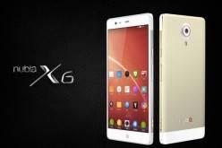 Фаблет ZTE Nubia X6 получил 6.4-дюймовый дисплей (официально)