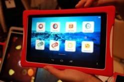 Fuhu и Intel создают первый детский Android-планшет на базе технологий Intel