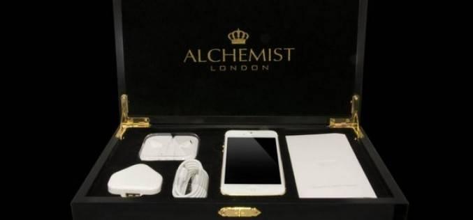 Бриллиантовый iPhone за 1 млн долларов