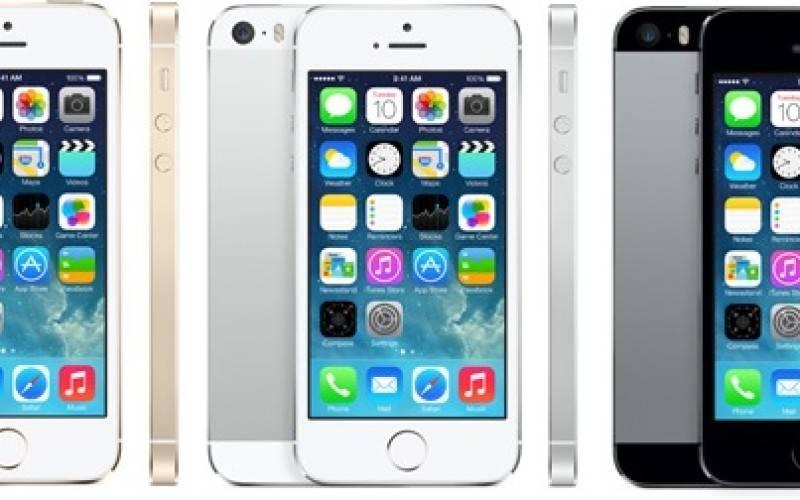 iPhone 5S поступит в продажу в Армении 1 ноября