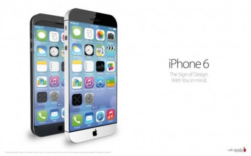 Концепт iPhone 6 на iOS 7 от ADR Studio (фото)