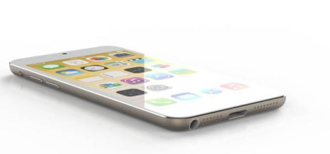 Концепт iPhone 6 с 4.4″ сапфировым дисплеем (фото+видео)