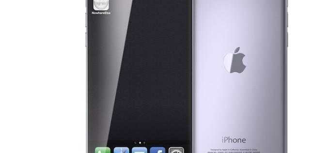 iPhone 6 получит Ultra Retina дисплей и процессор A8 с частотой 2.6 ГГц