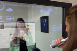 iMirror: зеркало-дисплей (видео)
