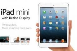 Apple начала продажи планшетов iPad mini с Retina-дисплеем