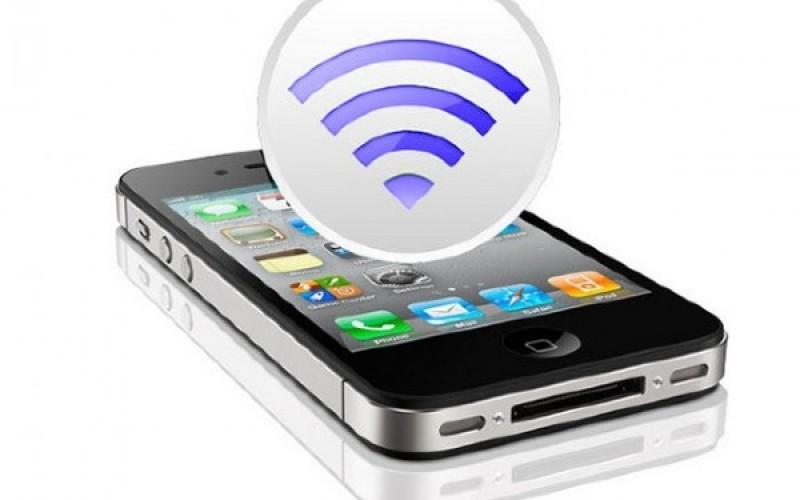 Взлом в Apple iOS пароля точки доступа Wi-Fi занимает 50 секунд.