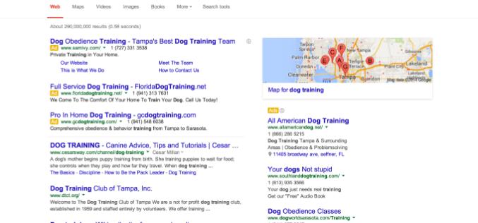 Google запустила обновленный интерфейс поисковой системы