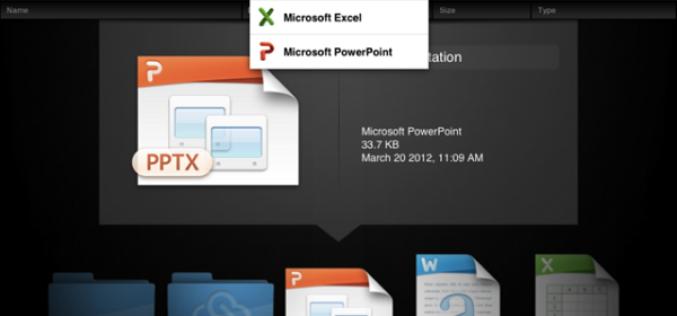 Microsoft официально представила Office для iPad