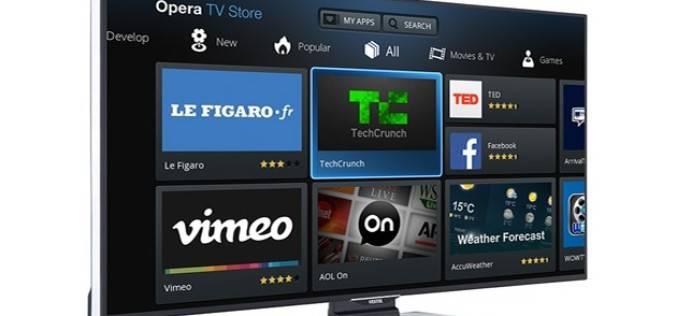 Платформа ТВ-приложений Opera TV Store будет предустанавливаться на телевизоры производства Vestel