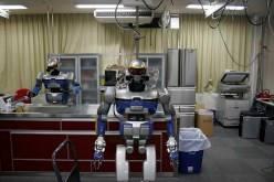 Домашние роботы (фото+видео)