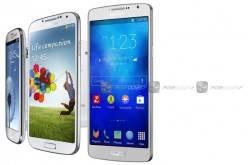 Samsung Galaxy S5 засветился на рендере