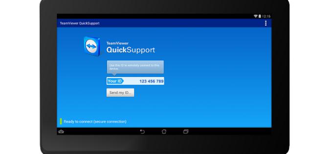 TeamViewer расширяет список поддерживаемых устройств Android