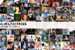 Все пользователи Facebook на одной картинке