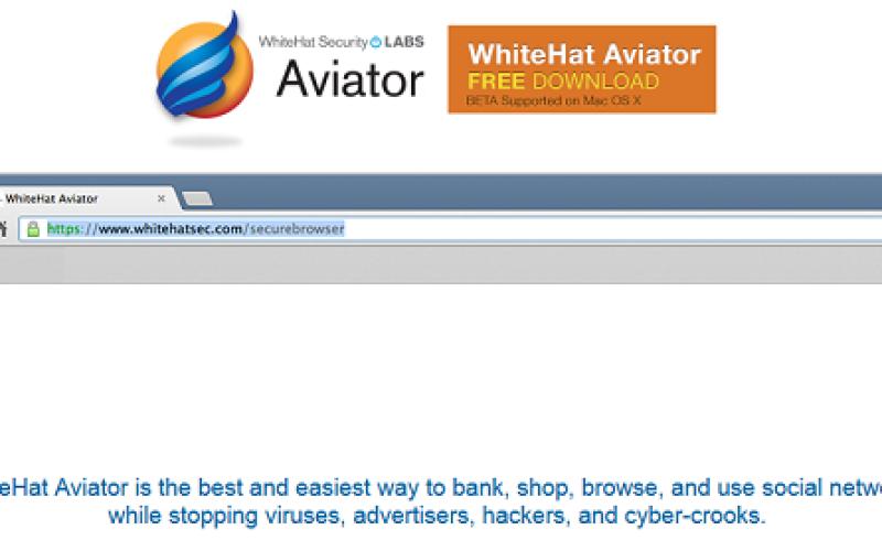 Хакерский браузер Aviator по умолчанию удаляет файлы cookies и блокирует рекламу