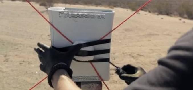 XBOX 360 против пластида C4 (видео)