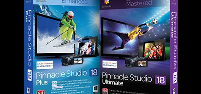 Начало поставок Pinnacle 18 Upgrade